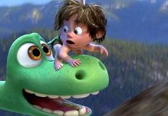 Хороший Динозавр: Бродилка