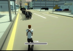 Игра ГТА: город гангстеров