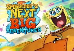 Игры Приключение губки боба и его друзей