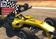 Игра Формула 1: грандиозная гонка