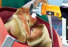 Игра Больница: Операция на колено