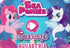 игры морские пони
