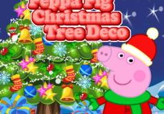 Игры Свинка Пеппа Новый год