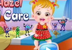 Игра Малышка Хейзел у Зубного