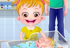 Игра Малышка Хейзел День Рождения