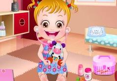 Игра Малышка Хейзел на операции