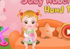 Игра Малышка Хейзел: перелом руки
