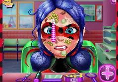 Игры Леди Баг и Супер Кот Косметолог для Леди Баг