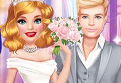 Игра Барби 2: Красивая свадьба