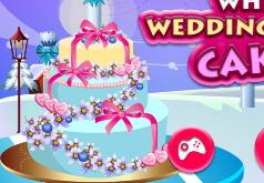 Игра Кулинария: Свадебный торт