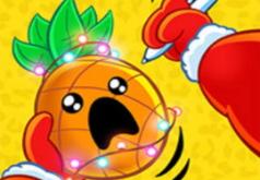 игра яблоко ананас