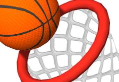 игры мяч в кольцо