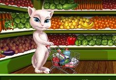 игры магазин фруктов для девочек