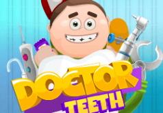 Игра Лечить зубы у людей