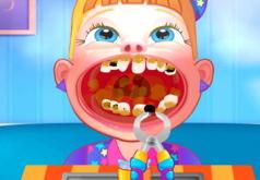 Игра Лечить зубы детям