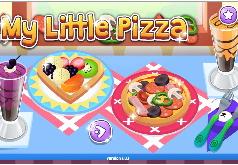 Игра Моя маленькая пицца