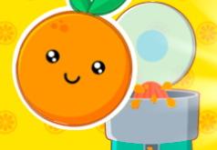 Игры Выжимаем апельсины