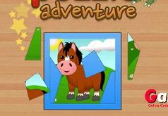 Игра Развивающие пазлы для детей 2 лет