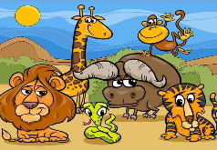 Игра Пазлы для детей 3-4 лет