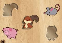 Игра Для детей 2 лет: угадай объект по тени