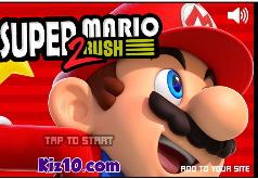Игра Бегалка Марио 2