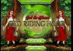 Игры Найди различия с Красной Шапочкой
