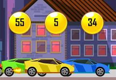 Игры Математические гонки