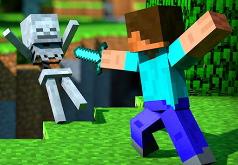 Игра Майнкрафт: выживание и крафтинг