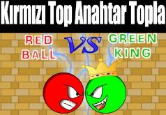 игра красный шар против зеленый король