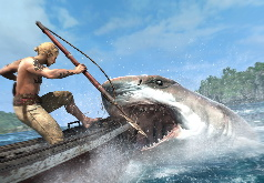 Игра Акулы нападают
