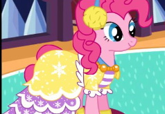 Игра Одевалка Модная Пони