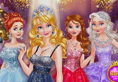 игры для девочек соревнование кто красивей оденет