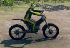 Игра Триал на мотоцикле