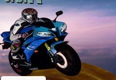 Игра Сумасшедшие трюки на мотоцикле