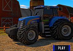 Игра Водить Трактор