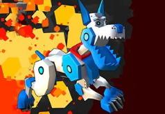 Игра Симулятор собаки-робота