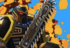 Игра Симулятор боевого робота