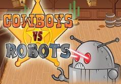 Игра Робот защитник