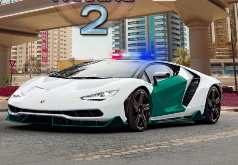 Игра Парковка Полиция