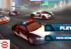 Игра Полицейский патрульной полиции