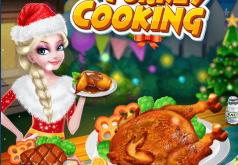 Игры для девочек готовить курицу