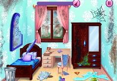 Игра Переделки любимой комнаты
