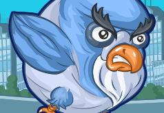 Игра Голубь бомбардировщик