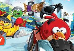 Игра Angry Birds: пазлы