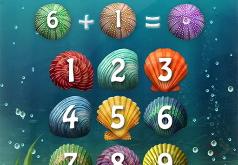 игра цветная математика