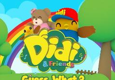 Игра Диди и друзья: угадай что это