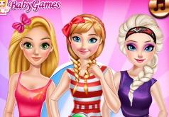 Игра Создай спиннер для принцесс