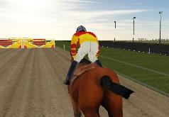 игры о лошадях конный спорт