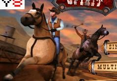Игра Скачки на Лошадях 3