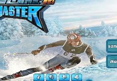 Игры Управляй лыжником
